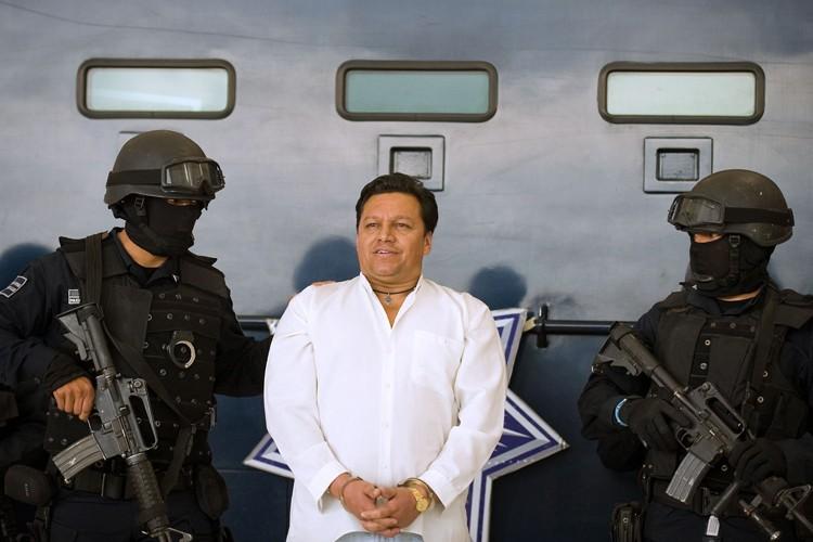 Le pasteur bolivien José Mar Flores Pereira a... (Photo: AFP)