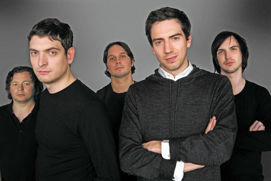 Snow Patrol, groupe musical... (Photo Andrzej Liquiz)