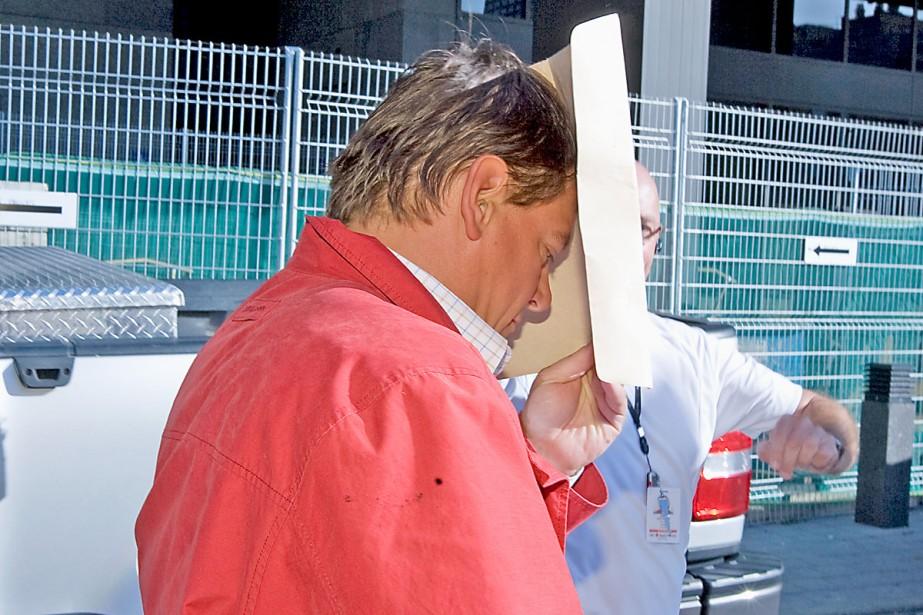 Le consultant Benoît Bissonnette compte plaider non coupable.... (Photo: Alain Roberge, La Presse)