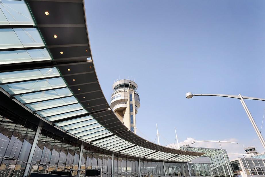Aéroports de Montréal, la société qui gère l'aéroport... (Photo fournie par Aéroports de Montréal)