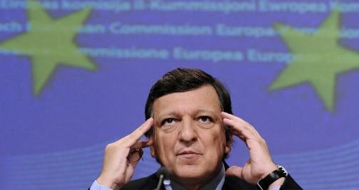 José Manuel Barroso.... (Photo AFP)