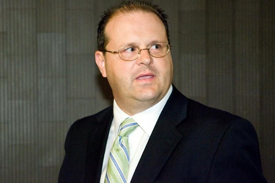 Benoît Corbeil, un ancien directeur général du Parti... (Photo: André Tremblay, La Presse)