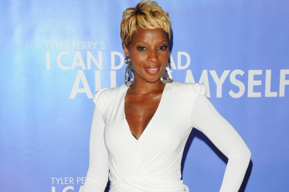 Mary J. Blige... (Photo: AP)
