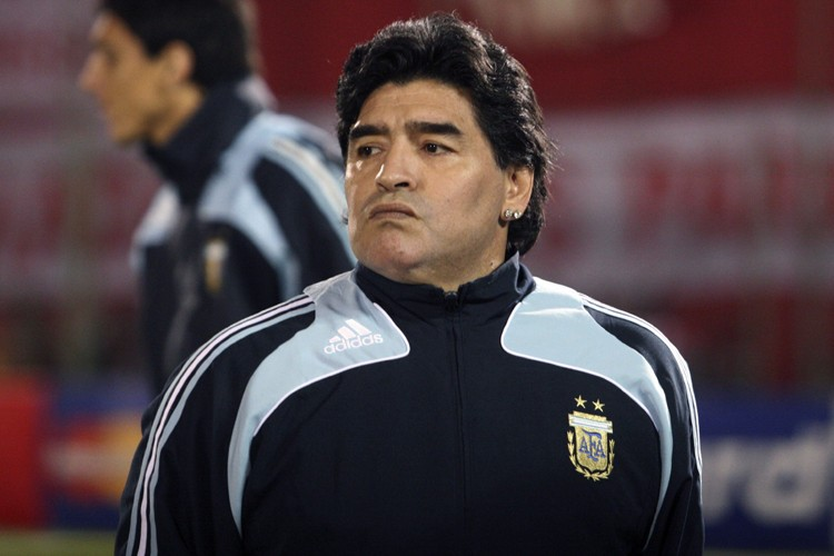 L'Argentine a subi quatre défaites en six matchs... (Photo: AFP)