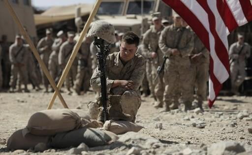 Une photographe de l'Associated Press qui a assisté à la mort en... (Photo AP)