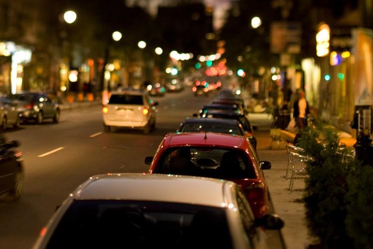 Le boulevard Saint-Laurent.... (Photo: La Presse)