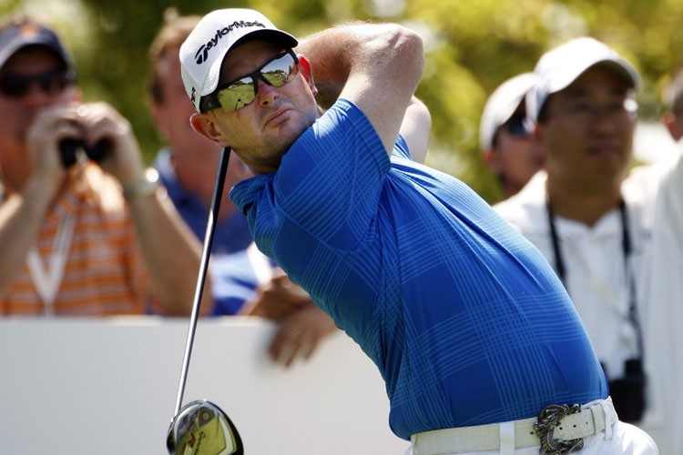 Rory Sabbatini en 2009.... (Photo: AP)