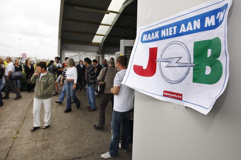 Opel compte environ 50 000 salariés en Europe,... (PHOTO THIERRY ROGE, REUTERS)