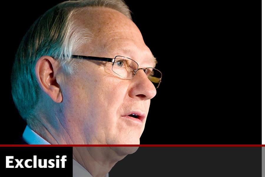 Le maire de Montréal, Gérald Tremblay.... (Photo: David Boily, La Presse)