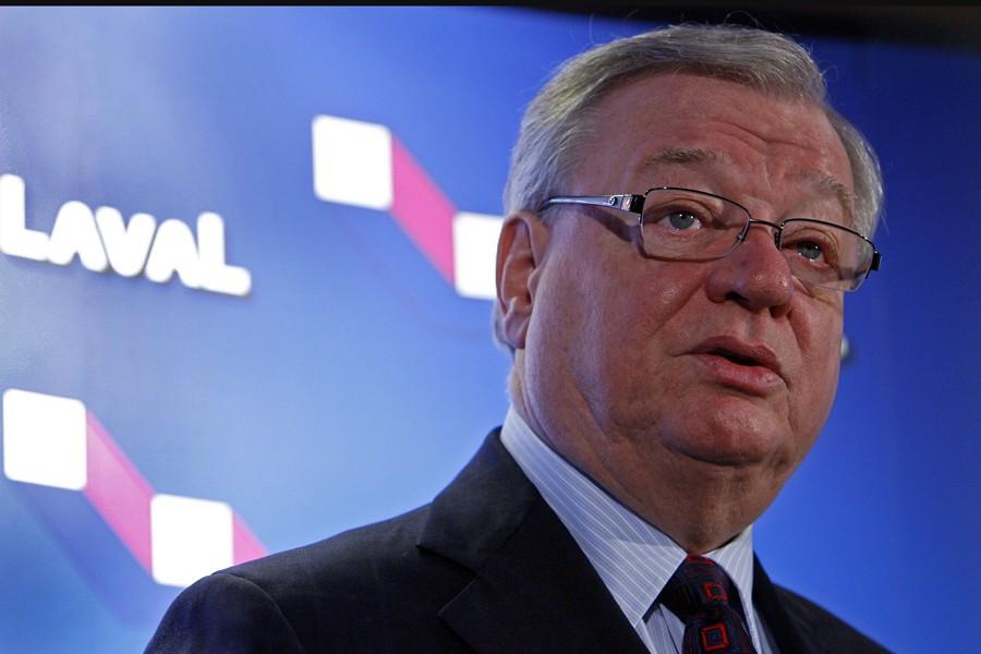 Si Gilles Vaillancourt est reporté au pouvoir à... (Photo: Robert Mailloux, Archives La Presse)