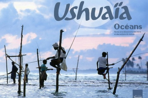 Le livre Ushuaïa Planète Océans...