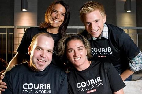 Voici de gauche a droite : Nathalie Trudeau,... (Photo: André Tremblay, La Presse)
