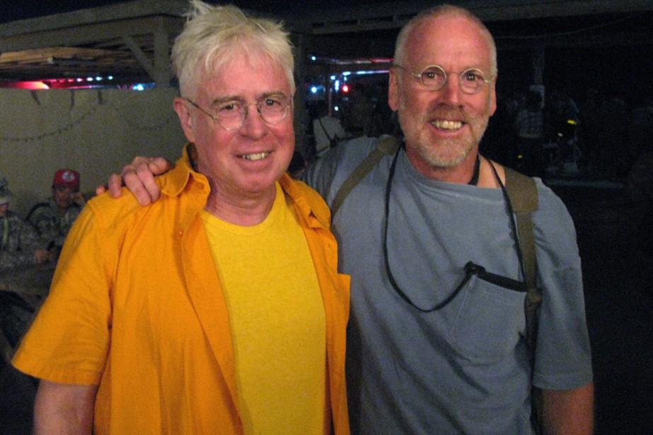 Bruce Cockburn et John Cockburn... (Photo: PC)