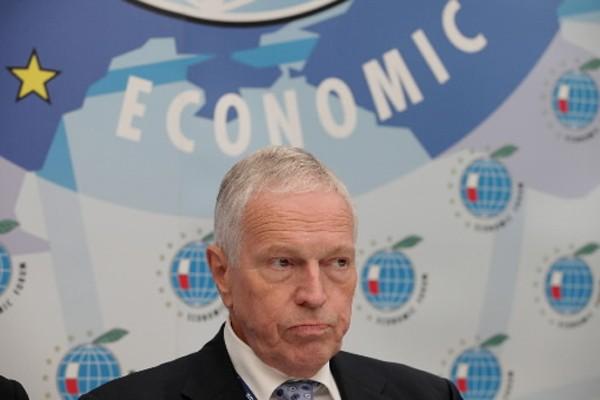 Le Nobel d'économie, Edmund Phelps... (Photo: AFP)