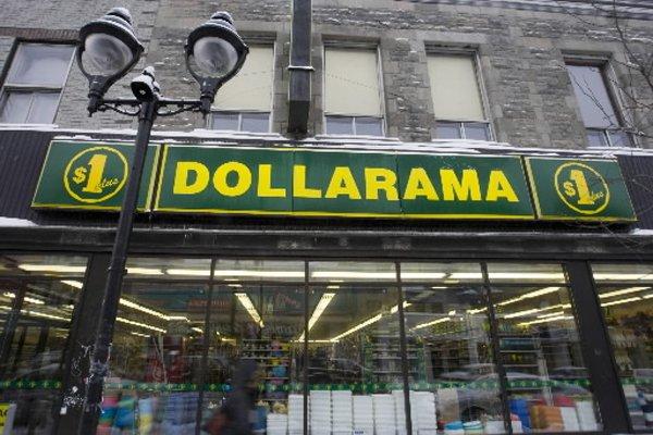 La chaîne de magasins à bas prix Dollarama... (Photo: François Roy, La Presse)