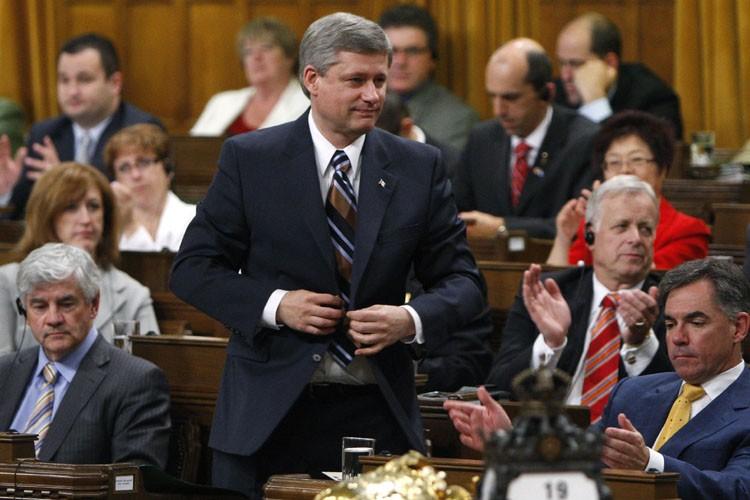 Les trois partis de l'opposition à la Chambre des communes... (Photo: Reuters)