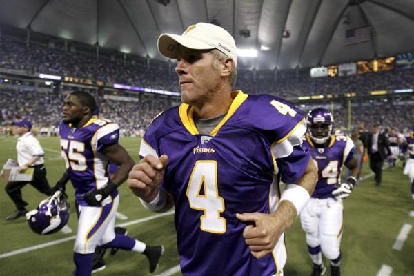 Les Vikings du Minnesota, un peu désespérés au... (Photo: Reuters)