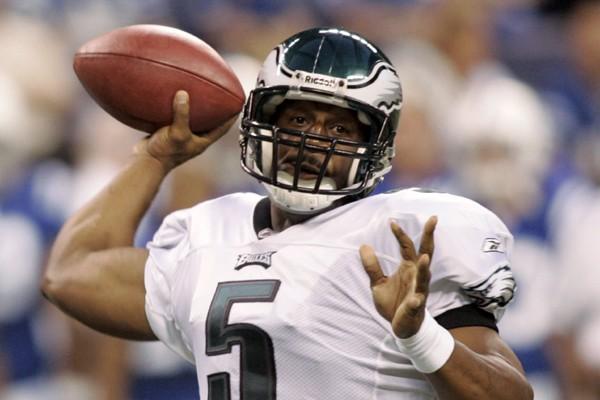 L'attaque des Eagles de Philadelphie repose essentiellement sur... (Photo: AP)