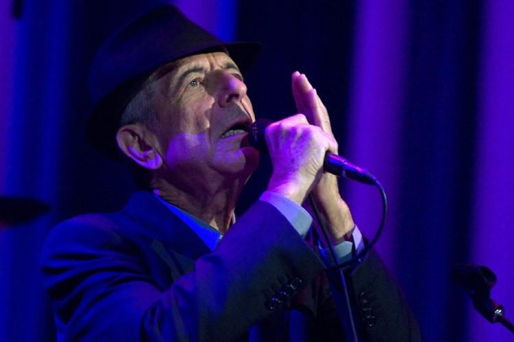 Léonard Cohen... (Photo: AP)