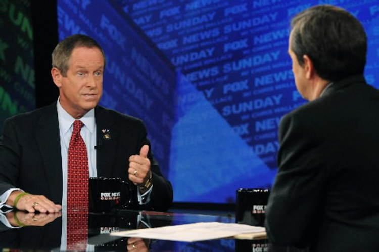Joe Wilson, en entrevue à Fox.... (Photo: Reuters)