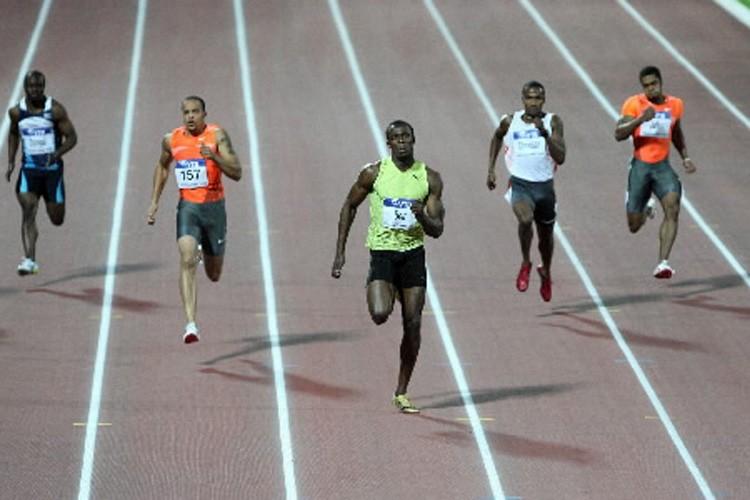 Usain Bolt a tourné la page sur sa... (Photo: AFP)