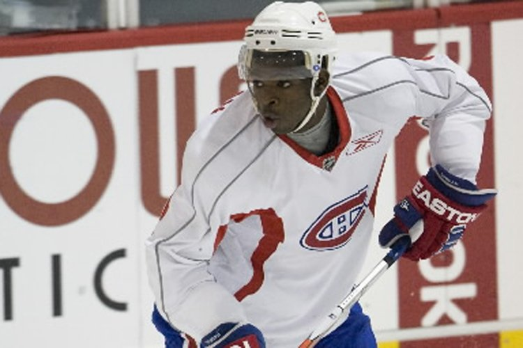 P.K. Subban... (Photo: David Boily, La Presse)