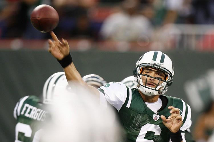 Mark Sanchez... (Photo: Reuters)