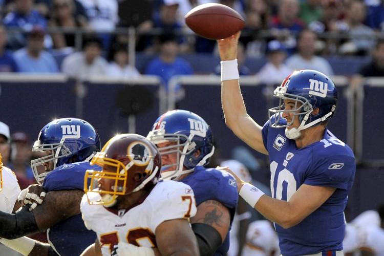 Eli Manning... (Photo: Reuters)