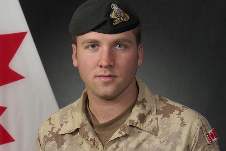 Le soldat Patrick Lormand est le 130e militaire... (Photo fournie par les Forces armées canadiennes)