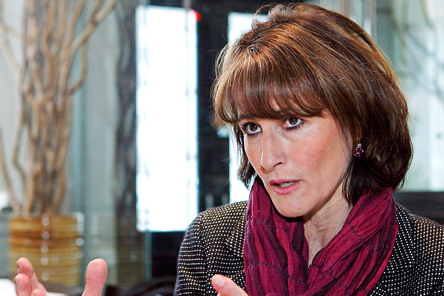 La ministre de la Justice du Québec, Kathleen... (Photo: Robert Mailloux, La Presse)