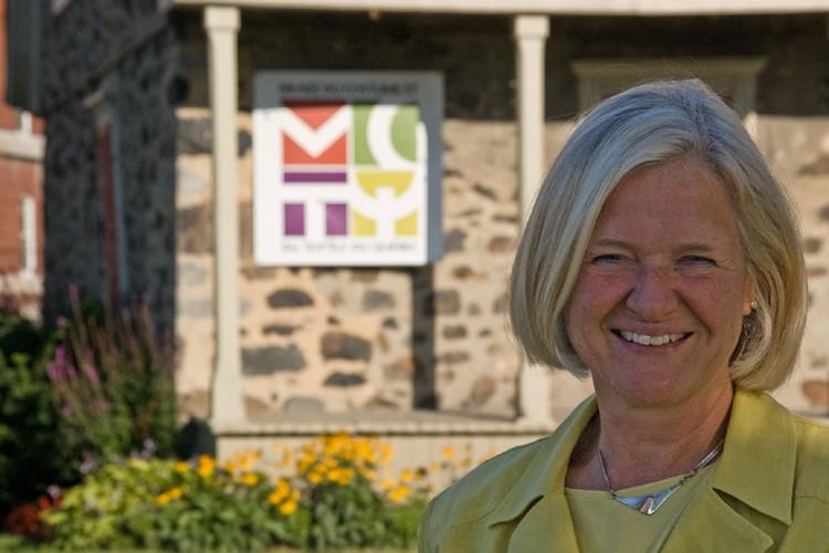 Jill Lacoursière, candidate à la mairie de Saint-Lambert.... (Photo fournie par Jill Lacoursière)