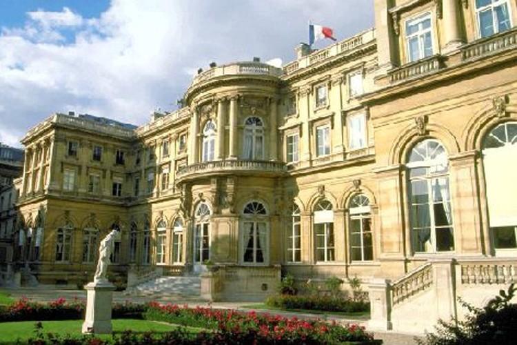 L'édifice du Quai d'Orsay, siège du ministère français... (Photo:www.interet-general.info)
