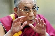 Le chef spirituel des tibétains espère rencontrer le... (Photo Reuters)