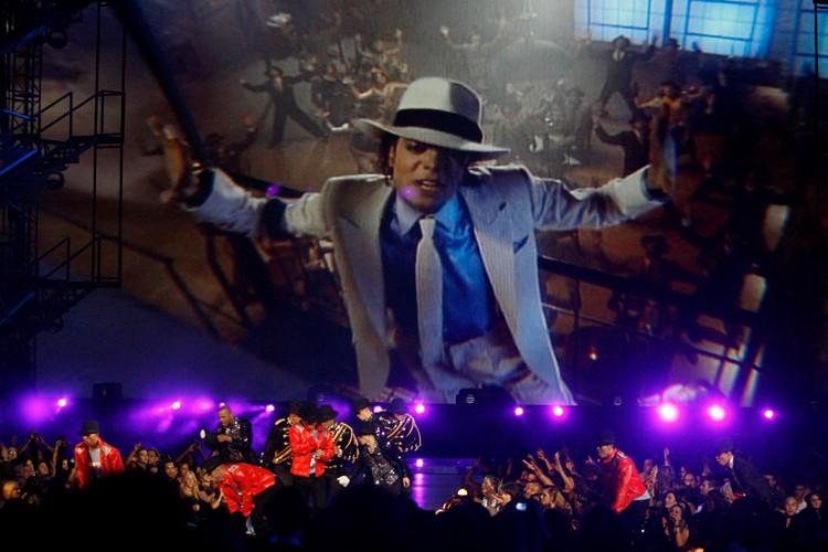 Michael Jackson a été honoré au MTV Music... (Associated Press)