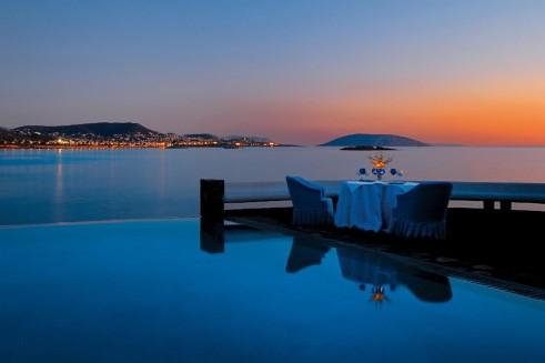 La Villa royale, est située au Grand Resort... (Photo fournie par le Grand Resort Lagonissi)