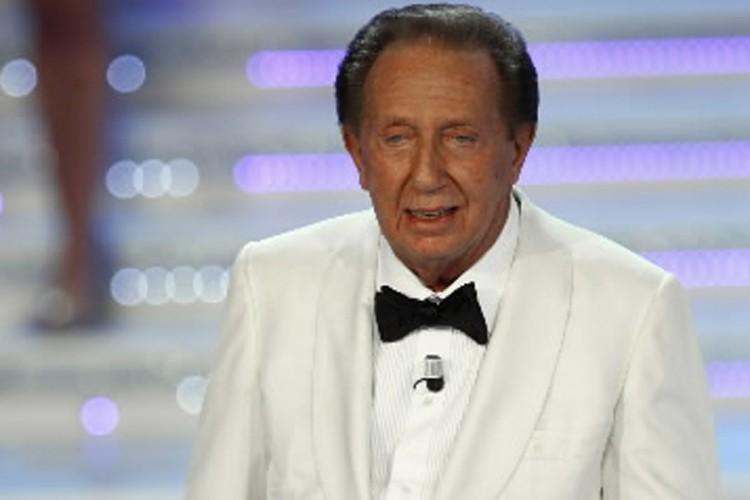 Le présentateur de télévision italien Mike Bongiorno, décédé... (Photo: AP)