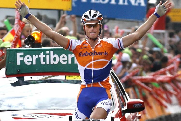 Le Néerlandais Lars Boom a remporté la 15e... (Photo: AFP)