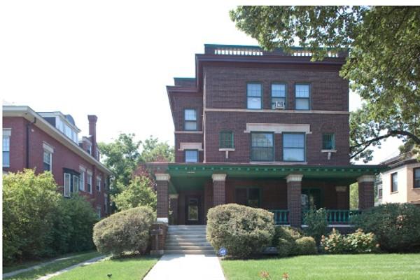 La maison voisine (notre photo) de celle du... (Photo: 5040greenwood.com)