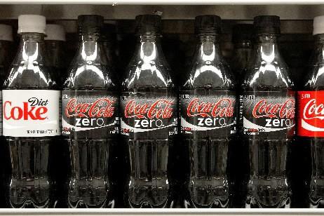 Des bouteilles de Coke... (Photo: Bloomberg News)