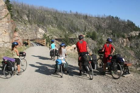 À vélo, une bonne préparation peut faire la... (Photo: Archives La Presse)