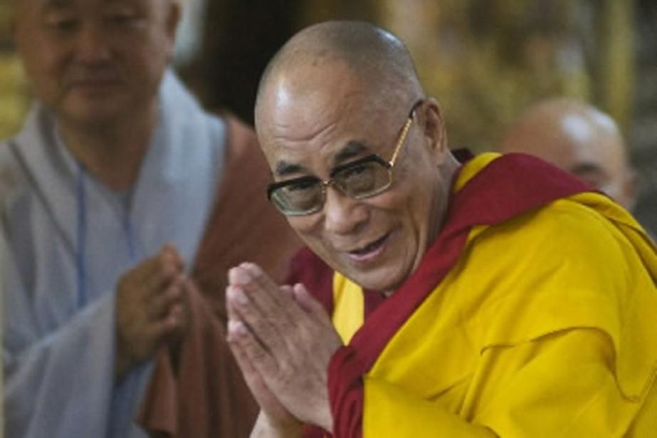 Le dalaï-lama.... (Photo AFP)