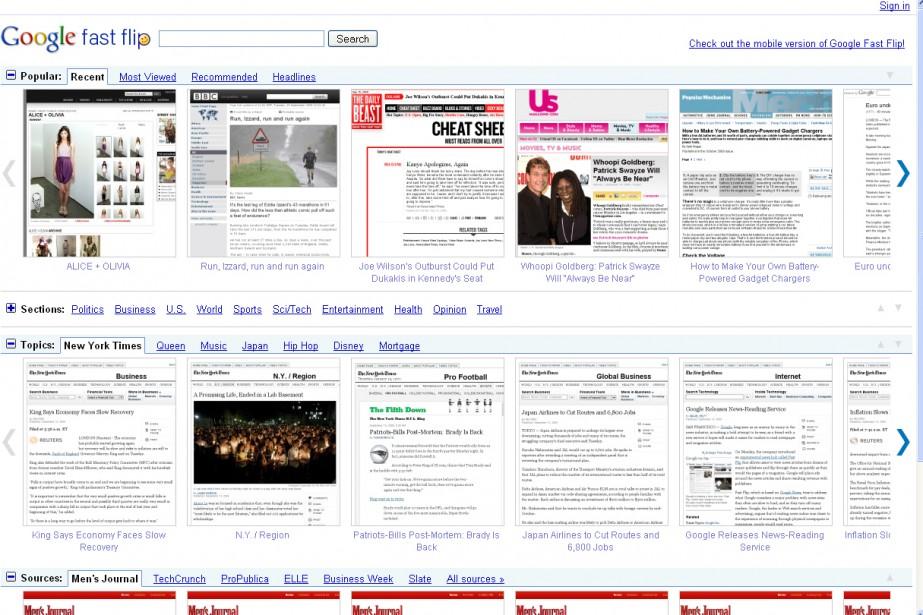 Le géant de la recherche sur internet Google a dévoilé lundi une nouvelle...