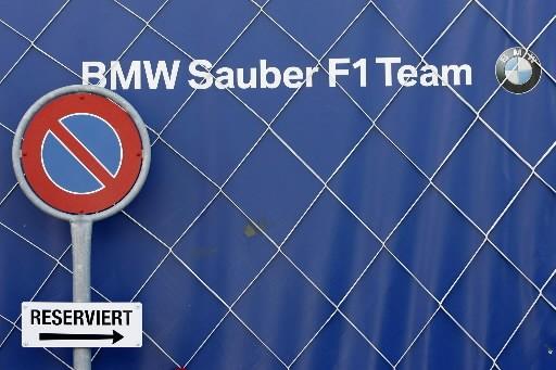 L'écurie de Formule 1 BMW Sauber a indiqué mardi avoir été rachetée... (Photo AP)