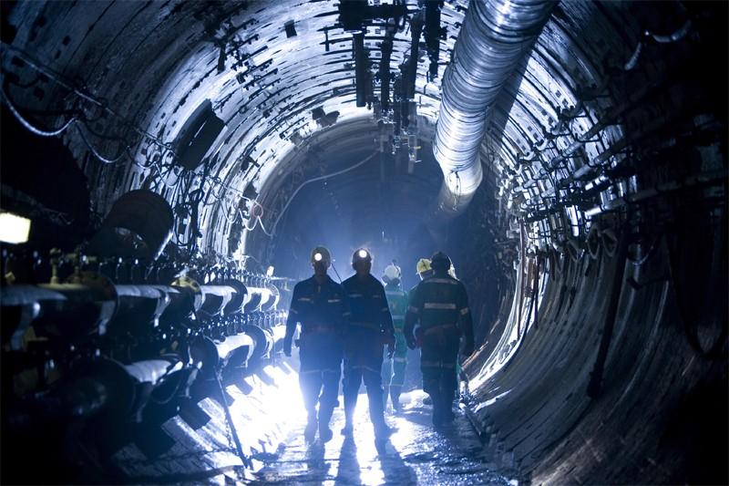 Cameco exploite la mine d'uranium de Cigar Lake... (Bloomberg)