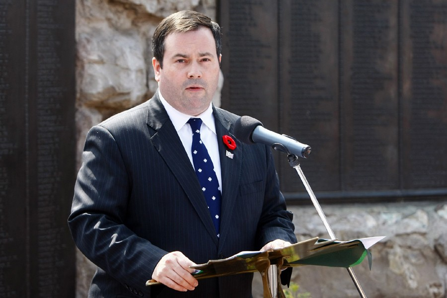 Le ministre de l'Immigration, Jason Kenney.... (Photo: Archives AP)
