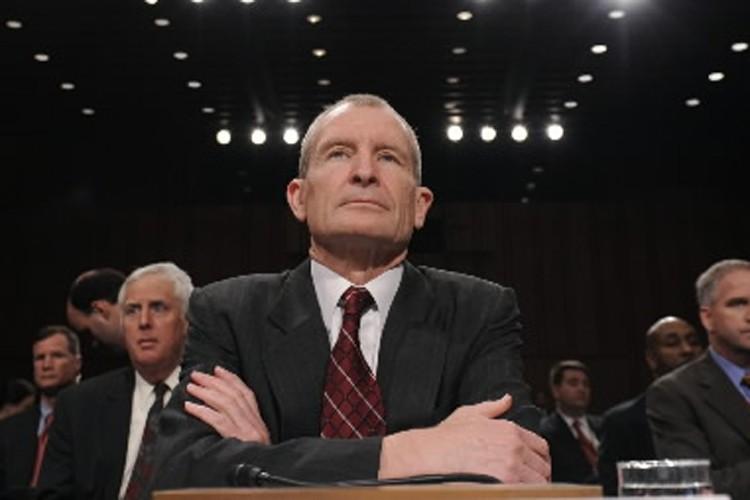 Le directeur du Renseignement américain, Dennis Blair.... (Photo: AP)