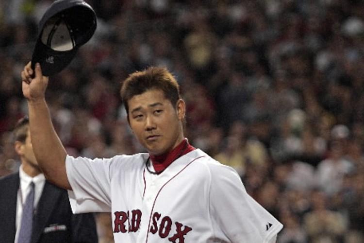 Le lanceur des Red Sox, Daisuke  Matsuzaka.... (Photo: Reuters)
