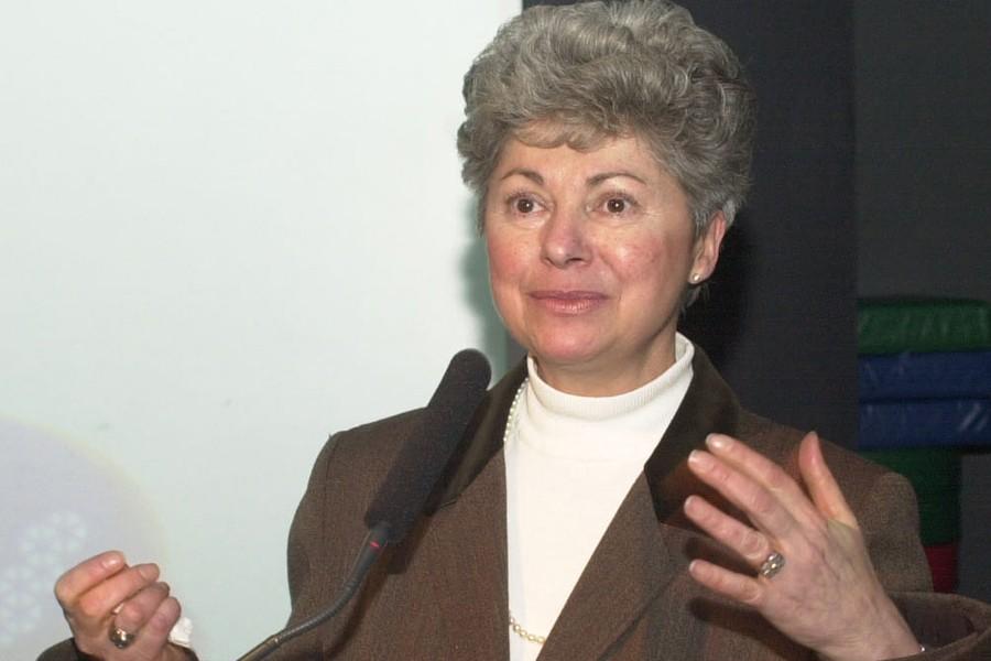 Vera Danyluk... (Photo: Archives La Presse)