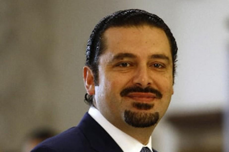 Saad Hariri.... (Photo AFP)