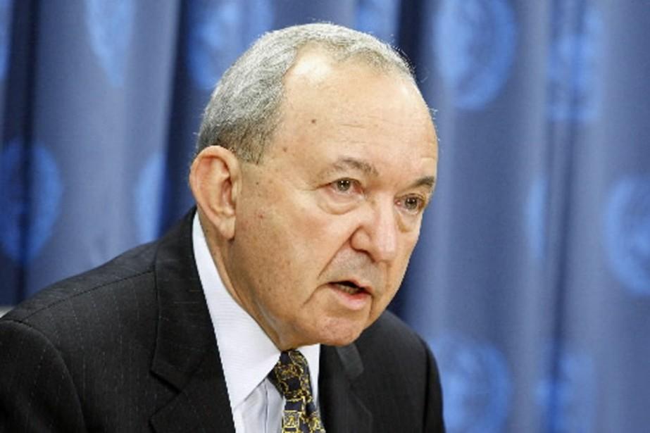 Le juge sud-africain Richard Goldston accuse les forces... (Photo AP)